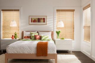 faux wood blinds 1