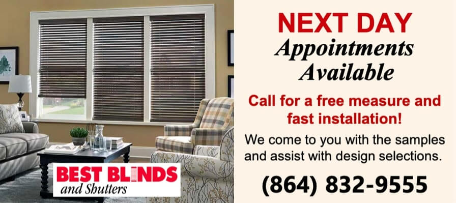 Faux wood blinds installation estimate