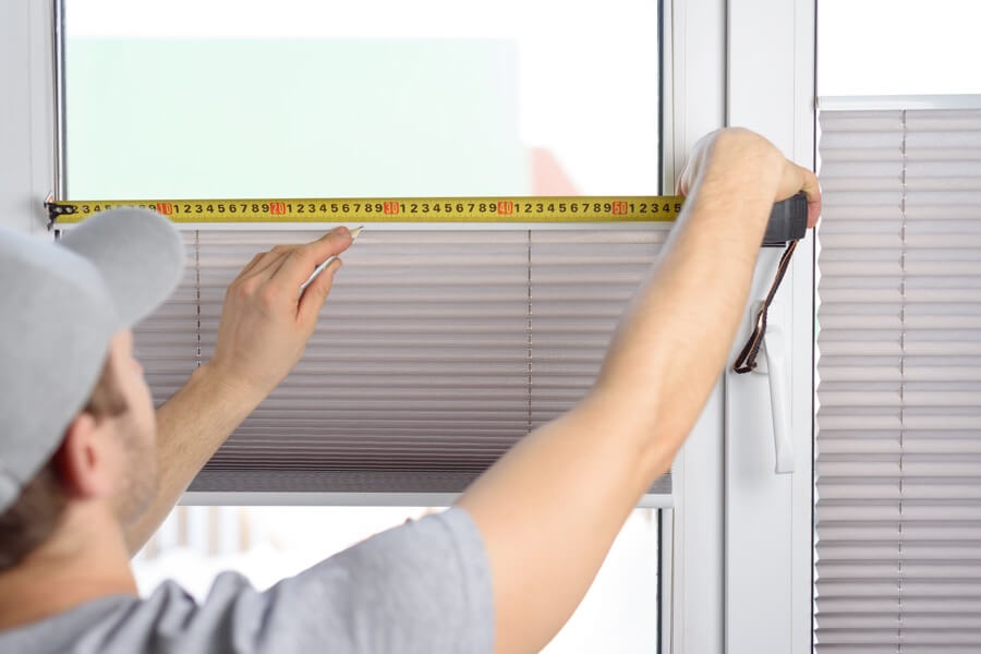 professional installation for your new window treatments 1a